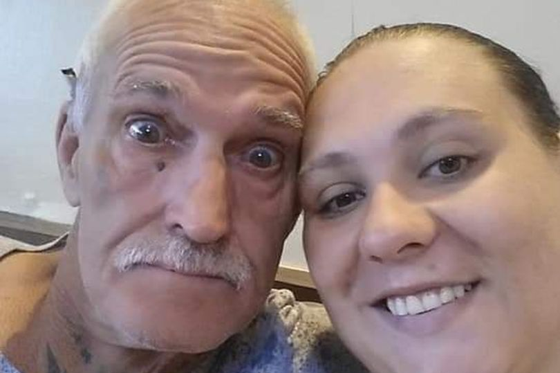 Woman, 32, becomes stepgran-of-four after marrying man 35 years older than her