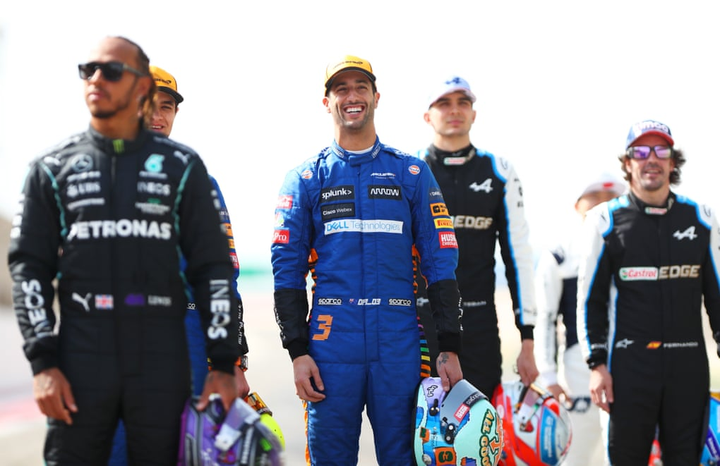 Daniel Ricciardo: 'I haven't achieved what I really want – a world title'