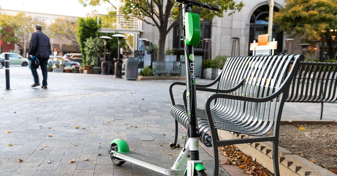 Lime adds features to make scooter-sharing less stressful